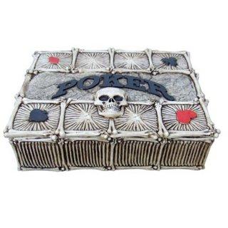 スカルポーカーボックス