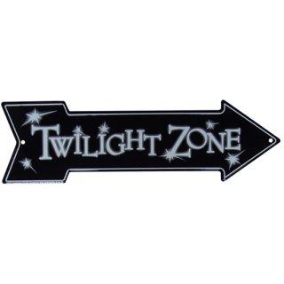アローサインボード TWILIGHT ZONE