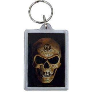 スカルアクリルキーホルダー Alchemy Skull