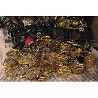 クラッシュ アイスコイン(200個入り)ゴールド硬貨