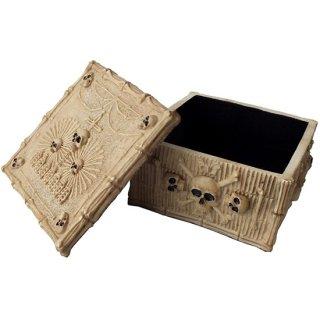 ゴシックスカルジュエリーボックス Ossuary Jewelry Box Gothic Container Skull