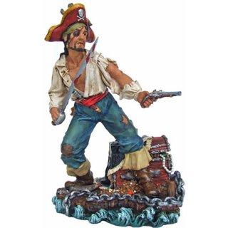 パイレーツフィギュア (海賊船長)キャプテン ビル・バルボッサ