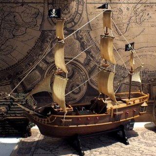 パイレーツ海賊船 パイレーツシップ完成模型
