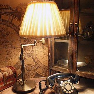 クラシック照明 テーブルランプ FC-650 BE