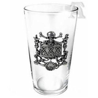 アルケミーゴシック エールグラス XXXBlack Roase Ale Glass