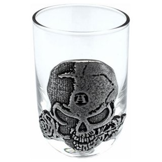 アルケミーゴシック スカルショットグラス The Alchemist Shot Glass