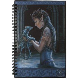 Anne Stokes ウォータードラゴン Water Dragon Journal