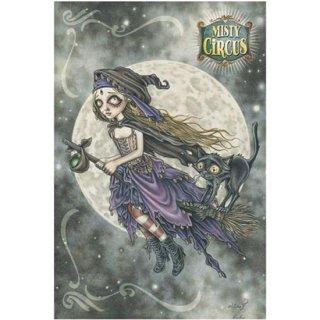 ビクトリア・フランシスポスター Misty Circus Flight of the Sorceress