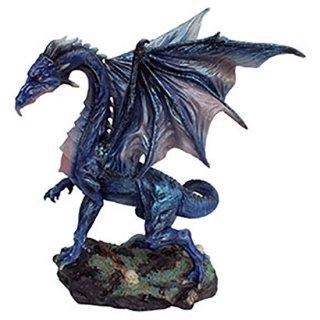 【同梱不可】グレート ミッドナイトドラゴンフィギュアL Great Midnight Dragon Statue