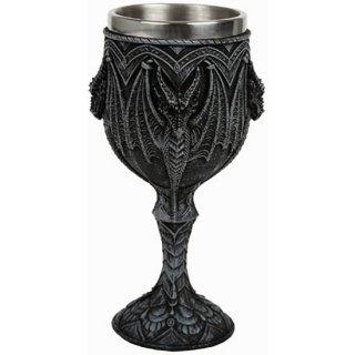 ドラゴンゴシックワインゴブレット Dragon Gothic Wine Goblet