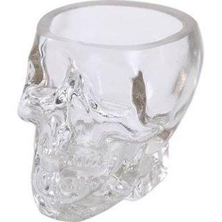 スカルヘッド ショットグラス Skull Shot Glass