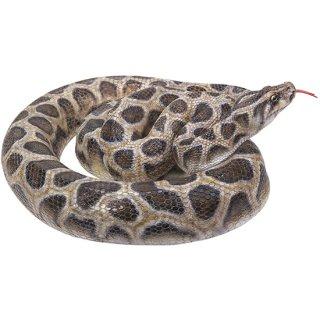 【同梱不可】パイソンスネーク L 大蛇のオブジェ/置物 Large Python Snake Sculpture Statue
