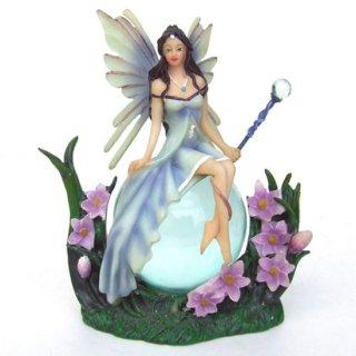 Jennifer Galasso 誕生石の妖精−3月 Birthstone Fairy March