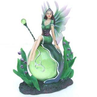 Jennifer Galasso 誕生石の妖精−5月 Birthstone Fairy May