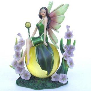 Jennifer Galasso 誕生石の妖精−8月 Birthstone Fairy August