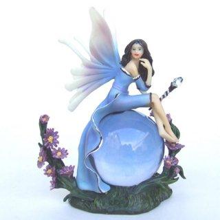 Jennifer Galasso 誕生石の妖精−9月 Birthstone Fairy September