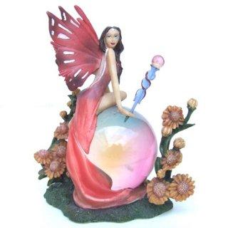 Jennifer Galasso 誕生石の妖精−10月 Birthstone Fairy October