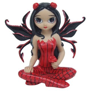 ジャスミン・ベケットグリフィス ファンタジーフィギュア Poppy Garden Fairy
