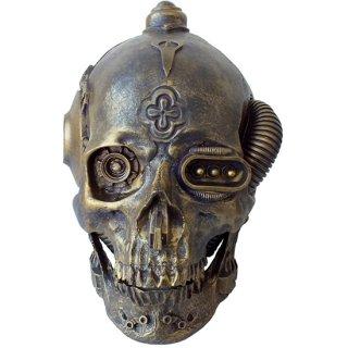 スチームパンクスカルヘッド Steampunk Machine Skull G31