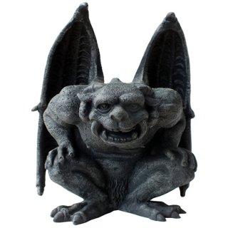 ロアリングガーゴイル ゴシックスタチュー(像) Roaring Gargoyle Gothic Statue
