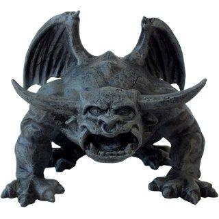 ブルホーンド ガーゴイル ゴシックスタチュー(像) Bull Horned Gargoyle Gothic Statue