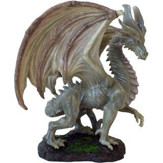 ワイズオールドドラゴンフィギュア Wise Old Dragon Figurine