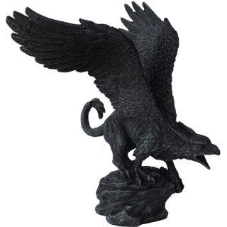 グリフィン フィギュア ゴシックスタチュー(像) Griffin Figurine Gothic Statue by Stanley Morrison