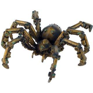 スチームパンク スパイダー(蜘蛛)スタチュー(像) Steampunk Mechanical Spider Statue