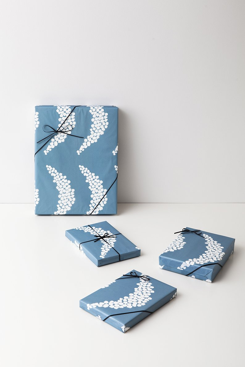 SIMPLE BOX GIFT-WRAPPING / シンプル