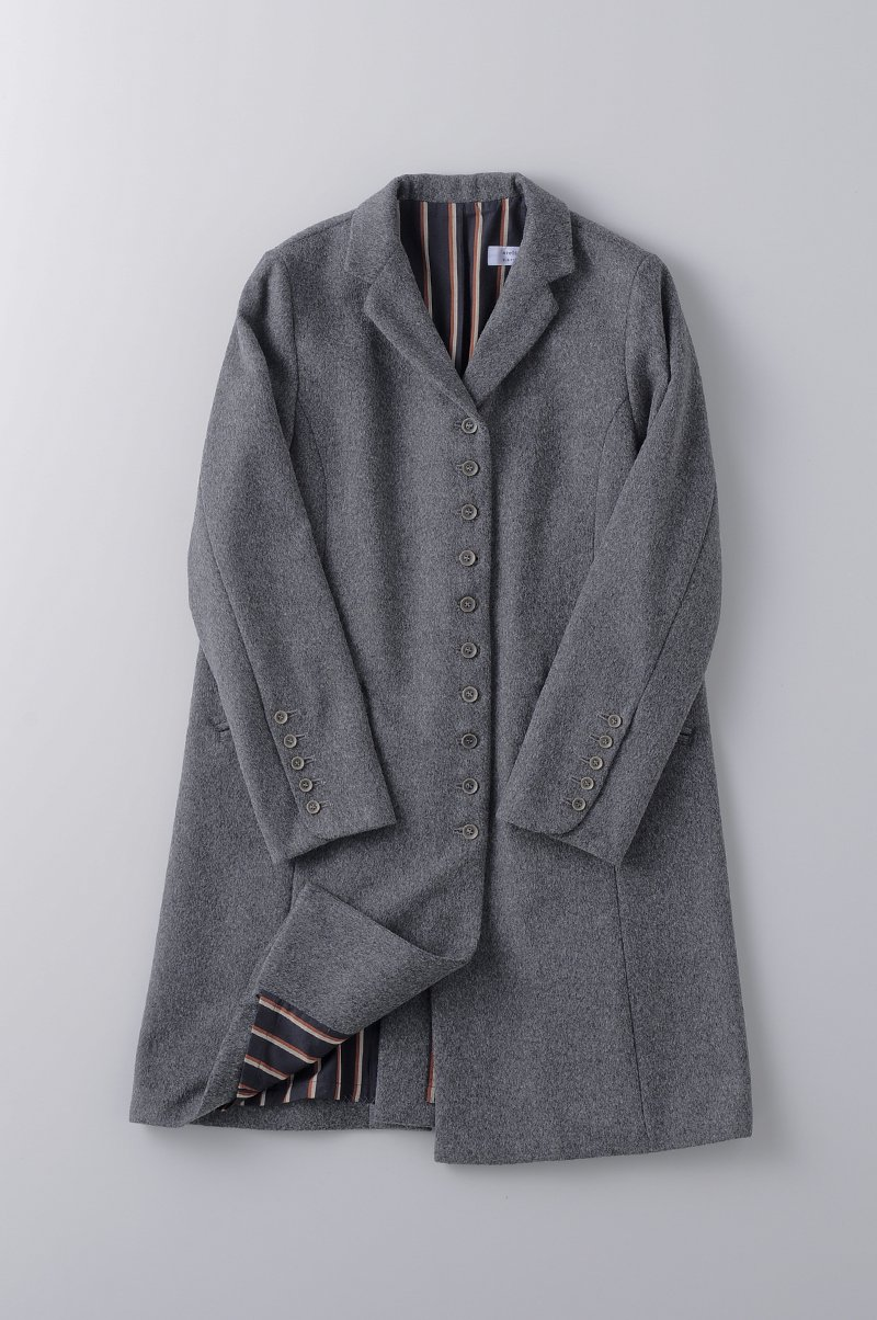 wool tailor coat