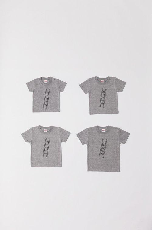 kid's T-shirts 〜ぼくも月をとりにいく〜
