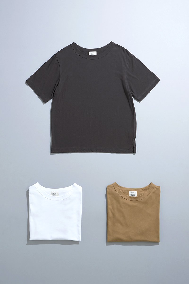 cotton ~homme~ cut&sewn(半袖)