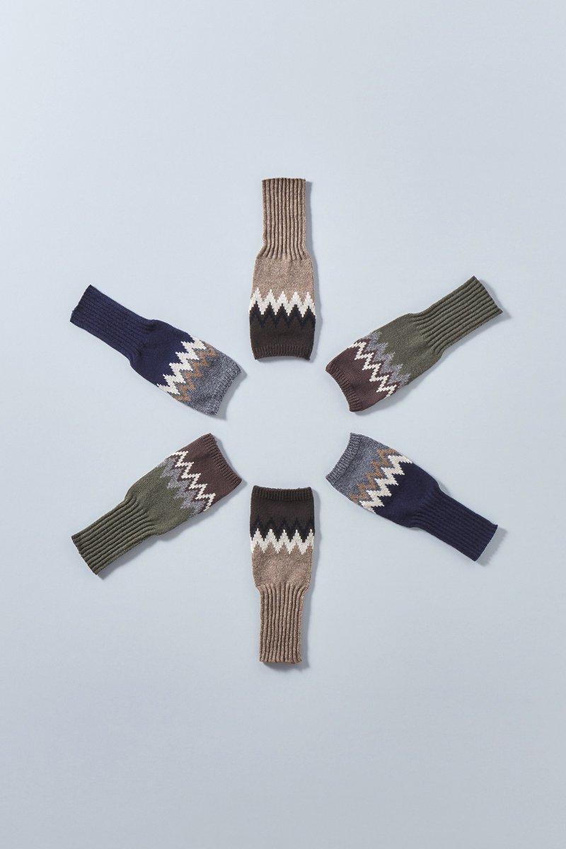 wool ~mountain~ leg warmers