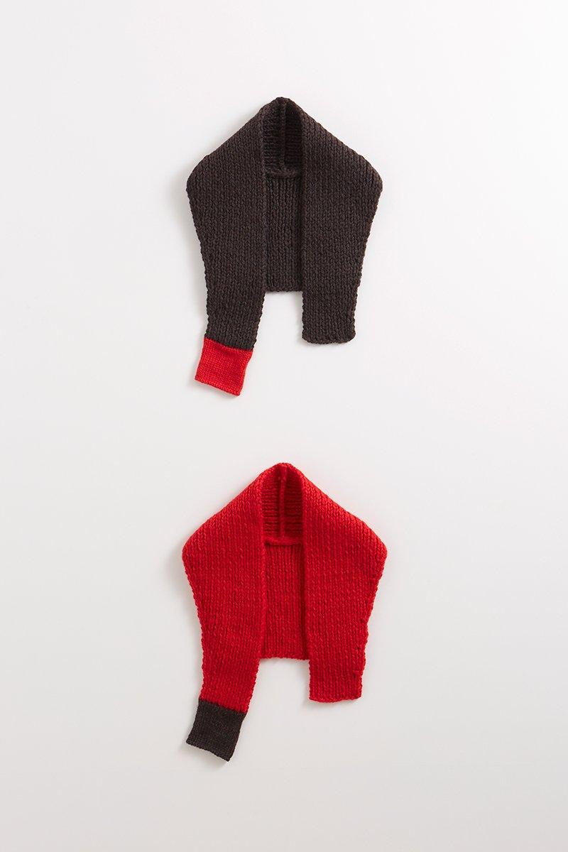 merino wool ~ocotA~ hand knitted