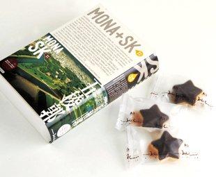 モナスク 五稜郭〈チョコレート)