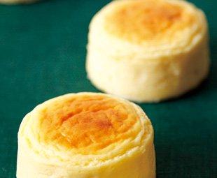 チーズ・スフレ 4個入