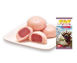 北斗の拳×いちご饅頭 8個入