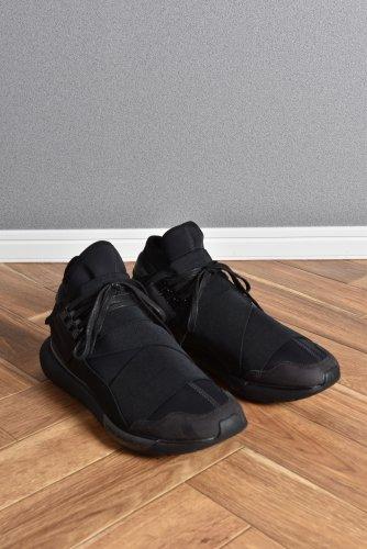 Y-3 adidas QASA HIGH 27cm 黒 ワイスリー Yohji Yamamoto