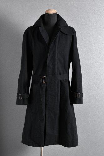美品 18AW sus-sous motorcycle coat MK-1 BLACK 7 シュスー