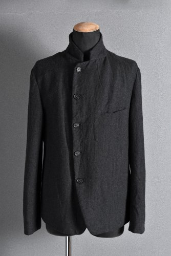 17AW FORME D´EXPRESSION UG017 THE MOD JACKET 46 DARK GRAY
