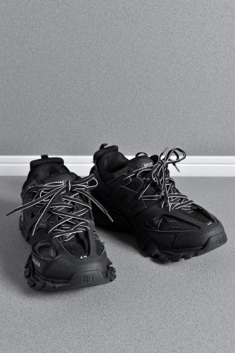 Balenciaga Track Trainers スニーカー 42 BLACK 中古