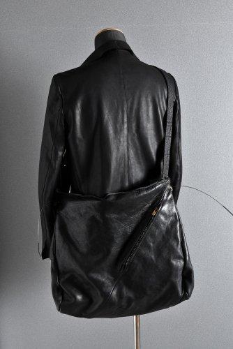 希少 美品 19AW ierib LOOM別注 DR shoulder bag / oiled horse and bull