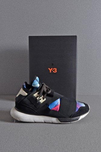 <img class='new_mark_img1' src='https://img.shop-pro.jp/img/new/icons1.gif' style='border:none;display:inline;margin:0px;padding:0px;width:auto;' />Y-3 adidas QASA HIGH 27cm マルチカラー ワイスリー Yohji Yamamoto