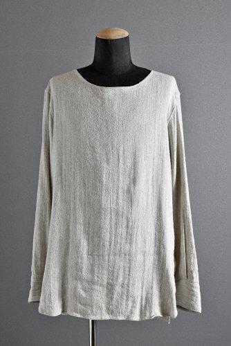sus-sous 20SS shirt pullover / S55/L45 Herringbone 7 (NATURAL) シュスー