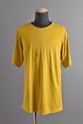 美品 20SS DEVOA エジプシャン コットン ジャージ S/S カットソー 2  Dirty Yellow