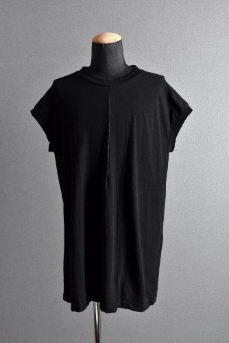 美品 KLASICA トルファンコットン ノースリーブ カットソー 4 ユニセックス クラシカ BLACK