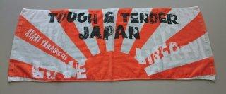 TOUGH & TENDER  JAPAN  マフラータオル