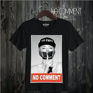 NO COMMENT | T-SHIRTS