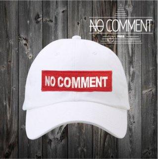 NOCOMMENT ロゴワッペン/CAP
