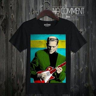 T-SHIRT M-CREW JP Franken guitar